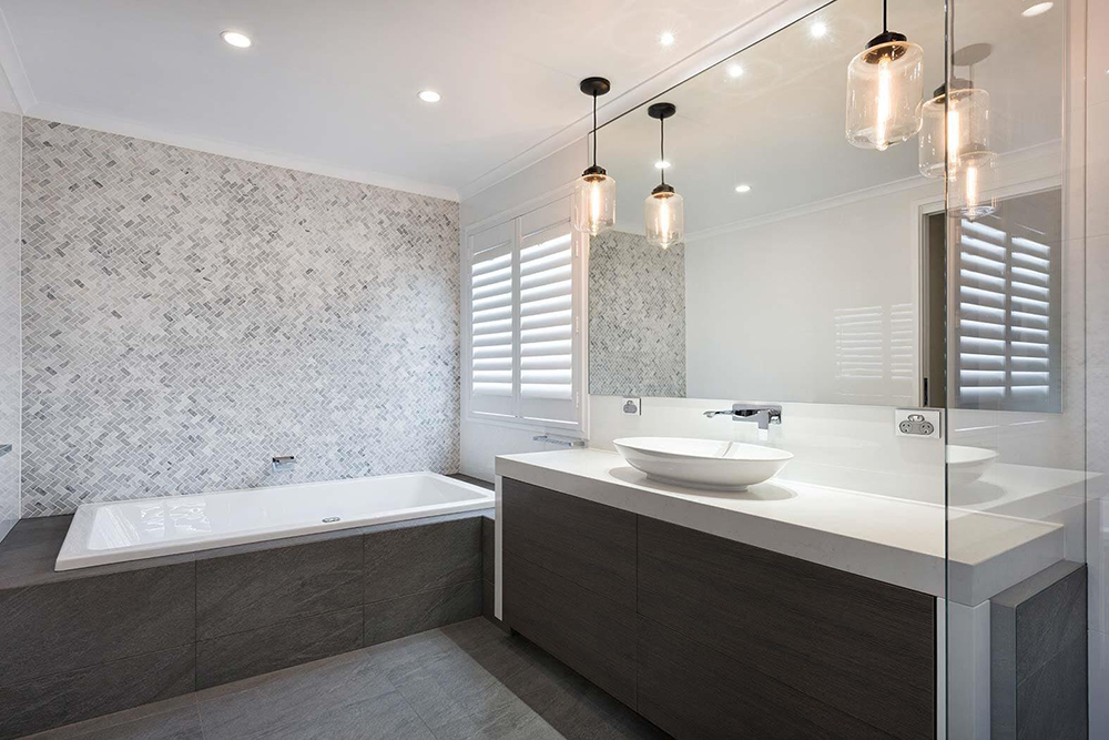 Sunny Coast En suite Design